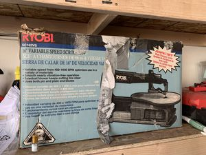Ryobi scroll saw for Sale in Chino Hills, CA