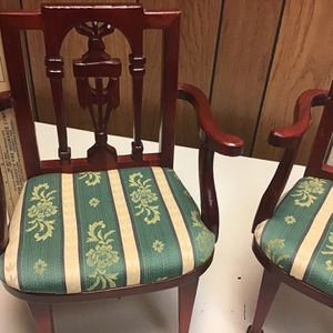 Handcrafted Doll Arm Chairs...set Of Two Chairs for Sale in St. Louis, MO