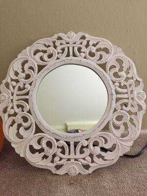 Round wall mirror for Sale in Naperville, IL
