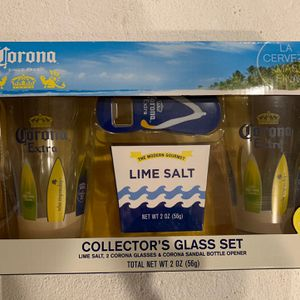Corona Collector's Glass Set for Sale in Spring Lake Heights, NJ