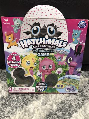 Hatchimals game for Sale in Teaneck, NJ