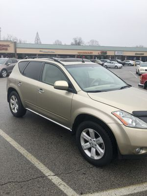 2007 Nissan Murano. Super nice little SUV. Need to sell! for Sale in Louisville, KY
