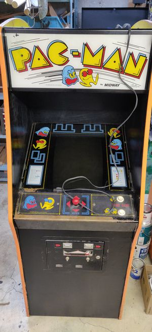Pacman Arcade Game for Sale in Naperville, IL