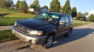 2003 Subaru forester for Sale in Indianapolis, IN