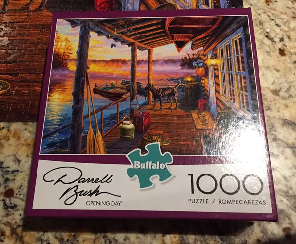 Buffalo Games 1000 Pc Puzzle - #91210