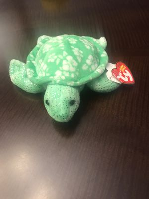 Collectible beanie babies turtle for Sale in Mount Prospect, IL
