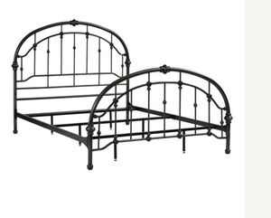 New in the Box Queen Size Metal Bed for Sale in Virginia Beach, VA