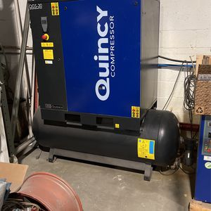 Quincy QGS-20 Rotary Air Compressor for Sale in Hialeah, FL