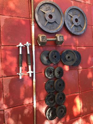 Weights set for Sale in Las Vegas, NV