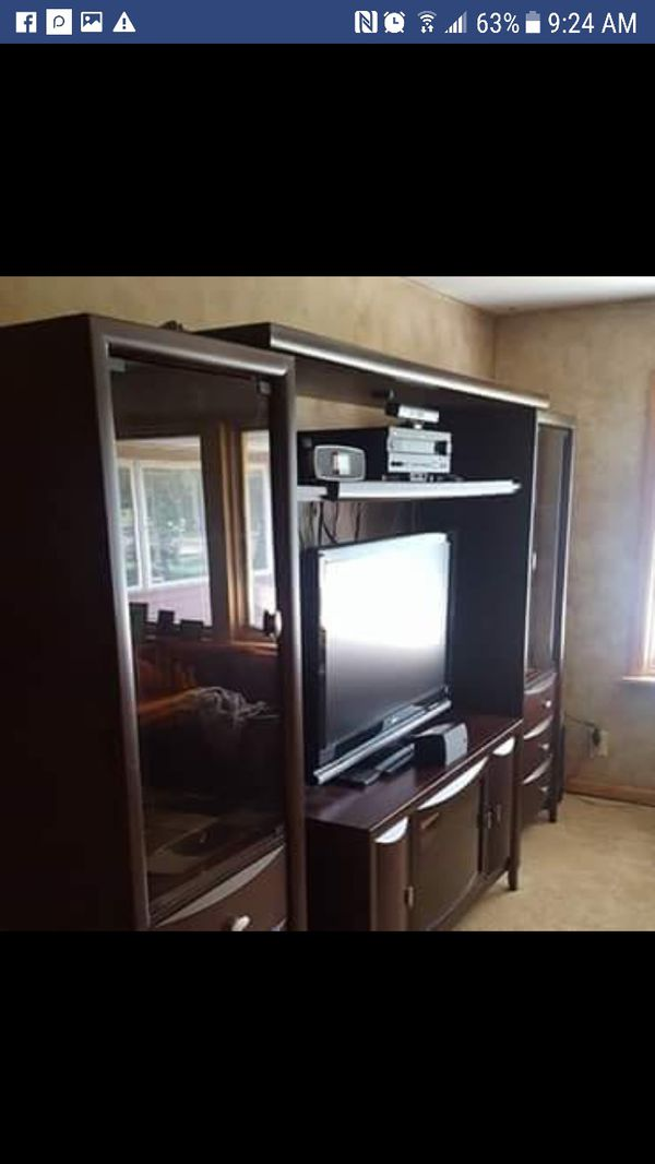 3 Piece TV Stand
