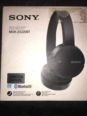 Brand New Wireless Sony Headphones for Sale in Murfreesboro, TN