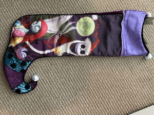 Nightmare before Christmas stocking for Sale in Las Vegas, NV