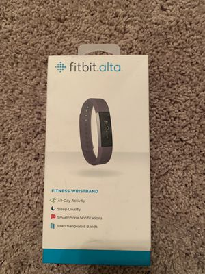 Fitbit Alta for Sale in Newport News, VA