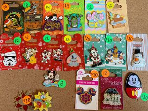 Disney Pins for Sale in Riverbank, CA