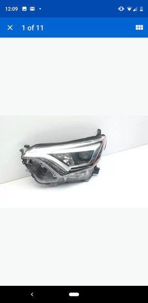 2016-2018 Toyota RAV4 headlamp left light genuine OEM 81185-42670 for Sale in Hampstead, NC
