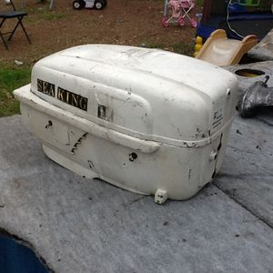 1957 Evinrude (Gale) 12 hp Outboard Boat Motor PARTS for Sale in Mesquite, TX