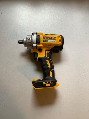 Dewalt 3-speed 1/2 impact wrench for Sale in Fircrest, WA