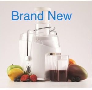 Brentwood Juice Kitchen Extractor de Jugo Exprimidor JC-452W for Sale in Miami, FL
