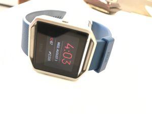 Fitbit Blaze watch for Sale in Houston, TX