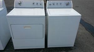 Whirlpool washer and dryer set for Sale in Orlando, FL