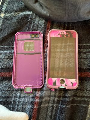 iPhone 6s Lifeproof cases for Sale in Irwin, PA