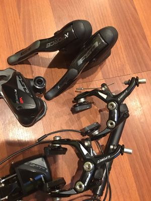 Fsa k-force we groupset electronic for Sale in Baldwin Park, CA