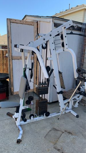 Weight set for Sale in Saginaw, TX