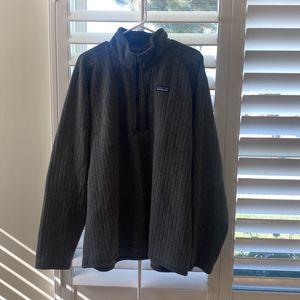 Men's XL Gray Patagonia Fleece for Sale in Hermosa Beach, CA