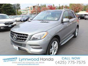2015 Mercedes-Benz M-Class for Sale in Edmonds, WA