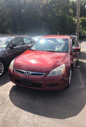 2007 Honda Accord for Sale in Waterbury, CT