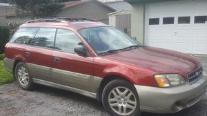 '03 Subaru Outback for parts for Sale in Gordonville, PA