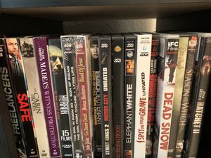 100(+) Dvds and Blu-ray for Sale in Austin, TX