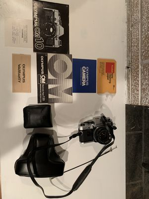 Olympus OM-10 Film Camera for Sale in West Bloomfield Township, MI