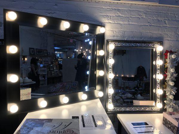 Vanity mirrors Xmas Gifts!!