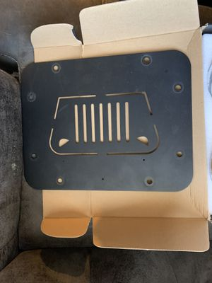 Jeep Wrangler tire carrier delete for Sale in Staten Island, NY
