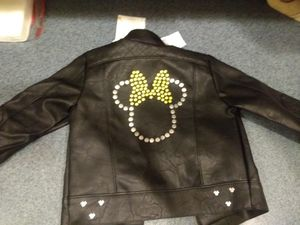 Mickey minnie size 3 jacket and outfit kids new for Sale in Nesconset, NY