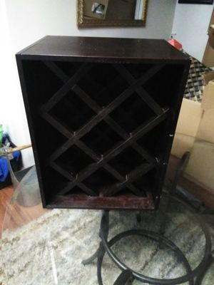 Wine rack for Sale in Fayetteville, NC