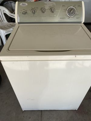whirlpool washer for Sale in Avondale, AZ