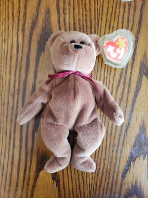 Beanie Babie Teddy for Sale in Half Moon Bay, CA