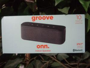 New ONN Large BT Indoor Speaker for Sale in Marietta, GA