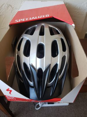 Specialized ALIGN Bike Cycling Adult Helmet hat size 6 3/4 to 7 3/4 54-62cm 310g for Sale in Tampa, FL