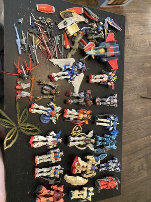 Lot of gundam Msia figures for Sale in Phoenix, AZ