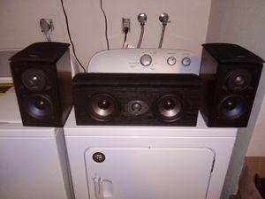 Polk audio surround sound speakers for Sale in Peoria, AZ