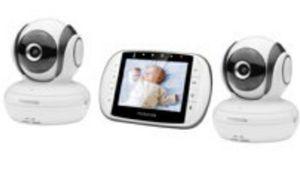 Motorola MBP36S-2 Video Baby Monitor for Sale in Lynchburg, VA