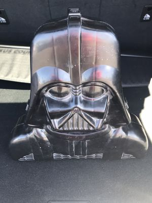 Star Wars Vintage Darth Vader/Action figures/collectible case for Sale in Goodyear, AZ