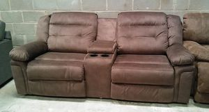 Arnold manual reclining sofa for Sale in Decatur, GA