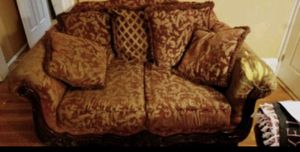 Free couch and love seat for Sale in Skillman, NJ
