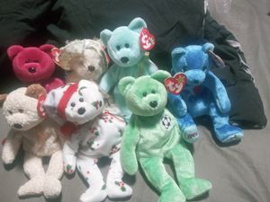 Beanie baby bears for Sale in Portland, OR