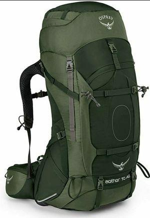 Osprey Aether AG 70 Men's Backpacking Backpack for Sale in Hialeah, FL