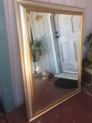 Large wall mirror for Sale in San Jose, CA